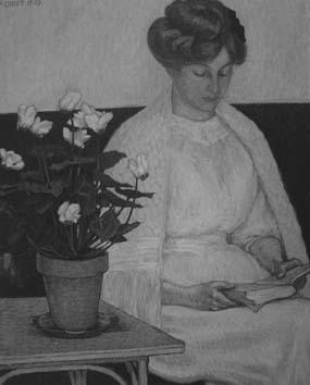 ..... dans Peinture d'aprés un modéle noir et blanc godet-c-nb